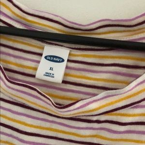 Old Navy Tops - Striped Tee
